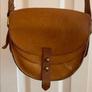 Madewell Half Moon Crossbody Bag